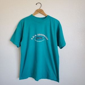 Vintage 90s Bum Equipment Hawaiian Style Shirt